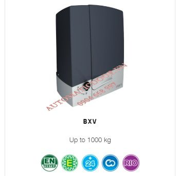 cong truot tu dong came bxv 24v- 1000kg_result