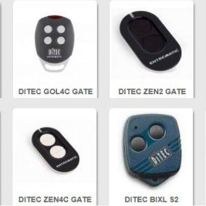 remote dieu khien cong tu dong ditec-automaticdoor.vn