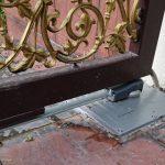 12. sửa mô tơ cổng âm sàn