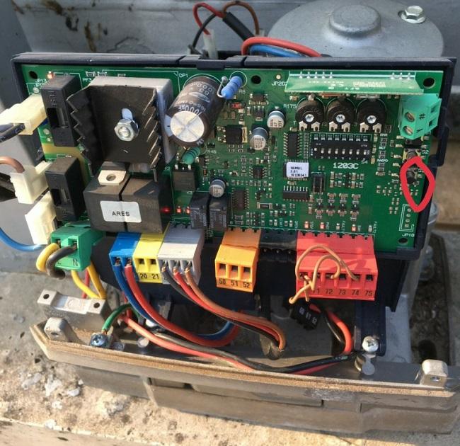 Chuyên gia sửa mô tơ cổng BFT